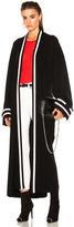 Haider Ackermann Striped Cardigan