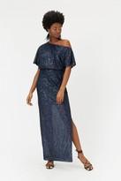 Coast Sequin Maxi Dress