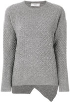 Pringle cable knit jumper