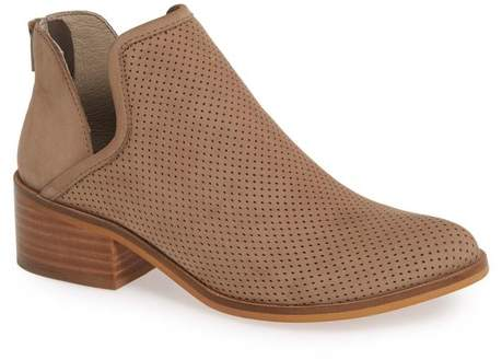 7a65278b413 Lancaster Perforated Bootie (Women)