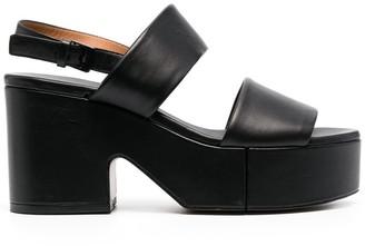 Clergerie Cora open-toe sandals