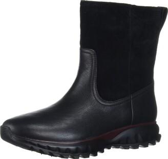 Cole Haan Women's Zg Xc Boot (Wp) Mid Calf