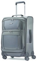"""American Tourister Aerospin 21"""" Spinner Carry On Luggage - Charcoal"""