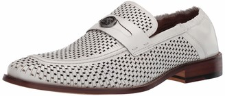 Stacy Adams Men's Belmiro Moe Toe Bit Slip-On Loafer