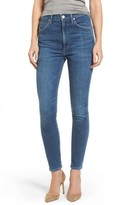 Citizens of Humanity Women's Chrissy High Waist Skinny Jeans