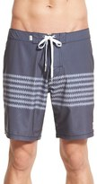 rhythm Men's 'Brunswick' Board Shorts