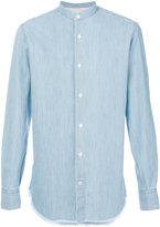 Eleventy classic long sleeve shirt