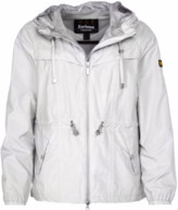 Barbour Hold Jacket Ice - 10
