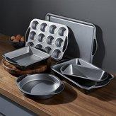 Crate & Barrel Cuisinart ® 6-Piece Nonstick Bakeware Set