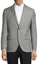 Black Brown 1826 Traveler Wool Sports Jacket