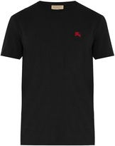 Burberry Tunworth crew-neck cotton T-shirt