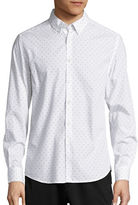 Kenneth Cole New York Patterned Sportshirt