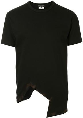 Comme Des Garçons Pre-Owned Runscape rag T-shirt