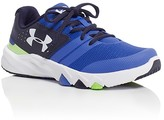 Under Armour Boys' Micro G Primed Lace Up Sneakers - Big Kid
