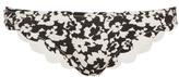 Marysia Swim Broadway scallop-edged bikini briefs