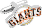 Cufflinks Inc. Men's San Francisco Giants Baseball Cufflinks