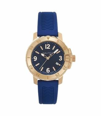 Nautica Analog Clock NAPCHG003