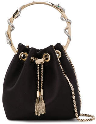 Jimmy Choo Bon Bon Leather Bag