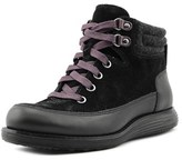 Cole Haan Hiker Grand Boot Ii Round Toe Suede Hiking Boot.