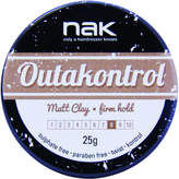 Nak Outakontrol Matte Clay Travel Size 25g