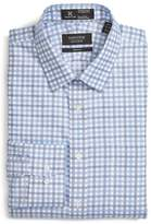Nordstrom Smartcare(TM) Trim Fit Check Dress Shirt