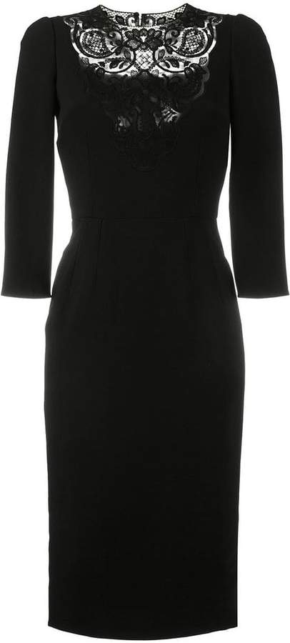 7ac7008f1b6 Dolce   Gabbana Fitted Dresses - ShopStyle