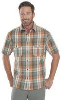 Woolrich Men's Classic-Fit Plaid Button-Down Shirt