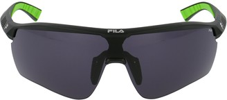 Fila Rectangular Frame Sunglasses