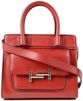 Tod's Double T Buckled Tote
