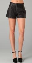Pepin Leather Shorts