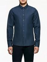 Calvin Klein Platinum Poplin Shirt