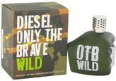 Diesel Only The Brave Wild Eau De Toilette Spray for Men (2.5 oz/74 ml)