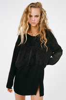 Urban Outfitters Kingston Chenille V-Neck Sweater