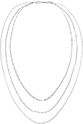 Lana 14k Multi-Chain Siena Necklace