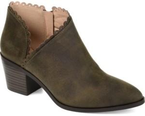 Journee Collection Women's Tessa Booties Women's Shoes