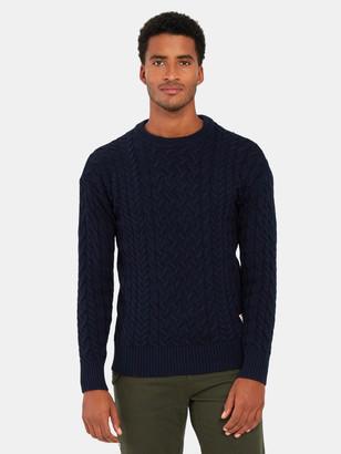 Scotch & Soda Cable Knit Sweater