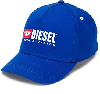 Diesel Denim Division embroidered cap
