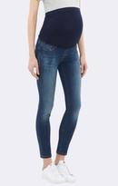 Mavi Jeans Vanessa Skinny Maternity In Used Soft Shanti