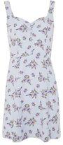 Topshop '50s floral sundress