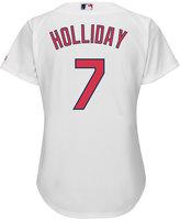 Majestic Women's Matt Holliday St. Louis Cardinals Replica Jersey