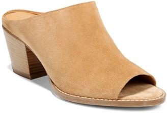 Vince Vedra Slip-On Stacked Heel Sandal