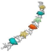 Tagliamonte Marina Collection - Multicolor 18K Gold Bracelet