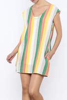 Glam Vertical Tropicana Dress
