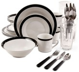 Gibson Essex 32-Pc. Dinnerware Set