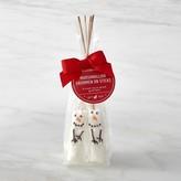 Williams-Sonoma Williams Sonoma Marshmallow Snowmen on Sticks, Set of 4
