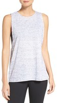 Zella Women's Side Slit Tank