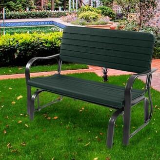 KNOTT Winston Porter Garden Bench Winston Porter