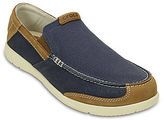 Crocs Walu Luxe Canvas Mens Loafer