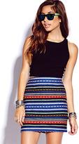 Forever 21 Voyager Mini Skirt