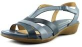 Naturalizer Neina W Open-toe Leather Slingback Sandal.